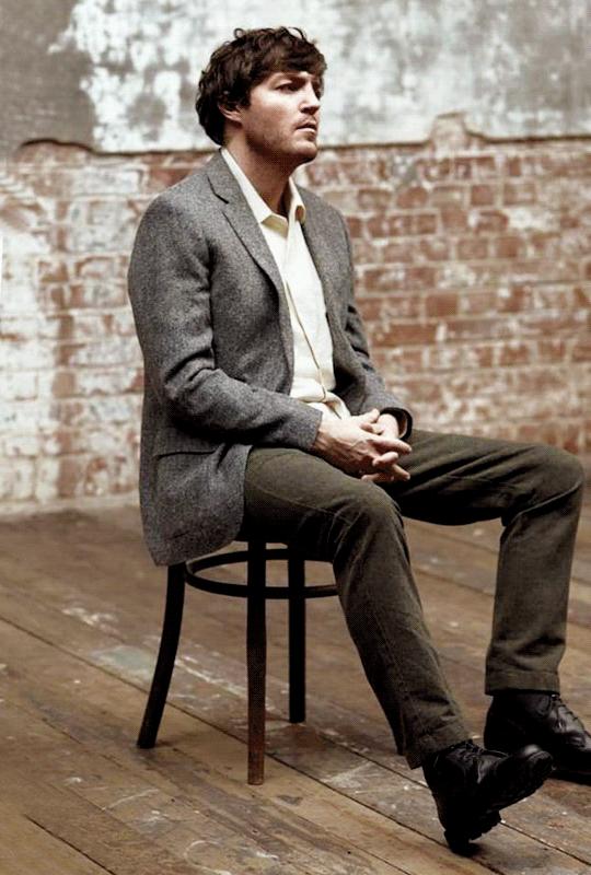 Tom Burke  Via Tumblr | Lovely Tom Burke | Tom burke, Tom