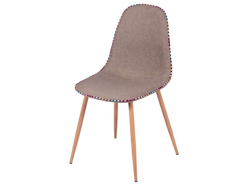 Chaises rotin conforama simple chaise bar rotin chaise de - Galette de chaise conforama ...