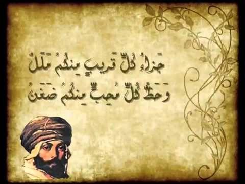 رائعة المتنبي تجري الرياح بما لا تشتهي السفن Arabic Poetry Poems Literature