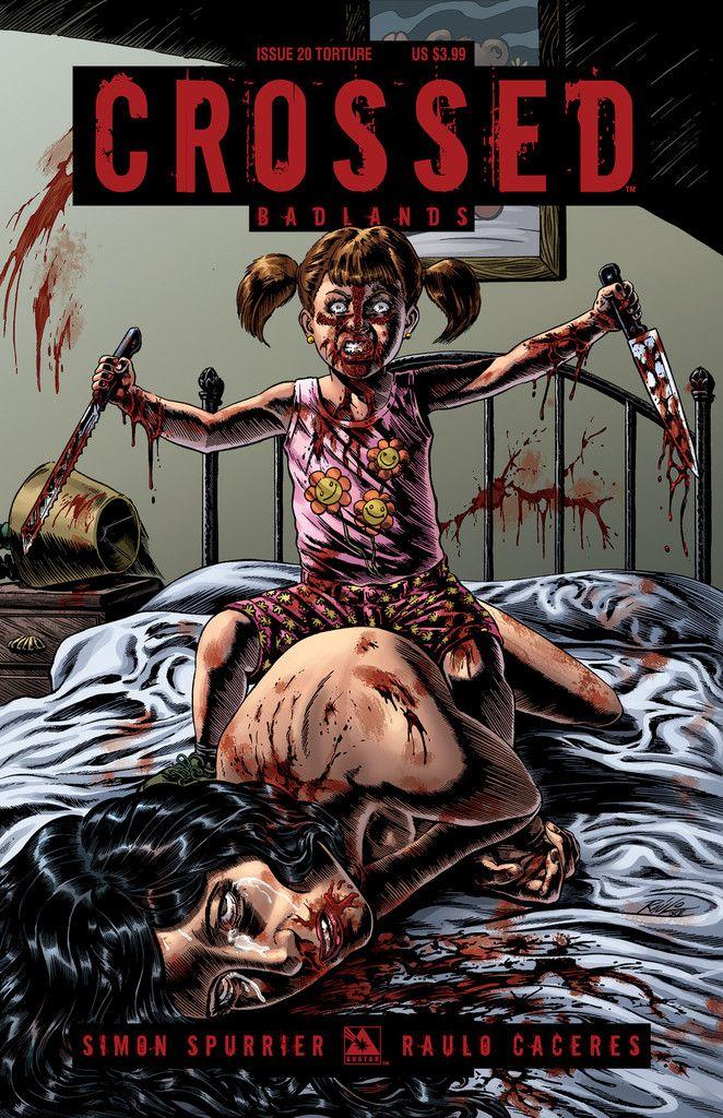 Adult Torture Comics