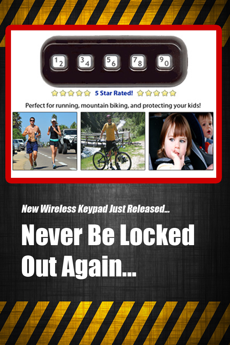 I previously had a Ford with one of these wireless door keypads and I REALLY missed it.  Was soooo happy to find this one for my toyota... Got it at http://www.doorkeypads.net