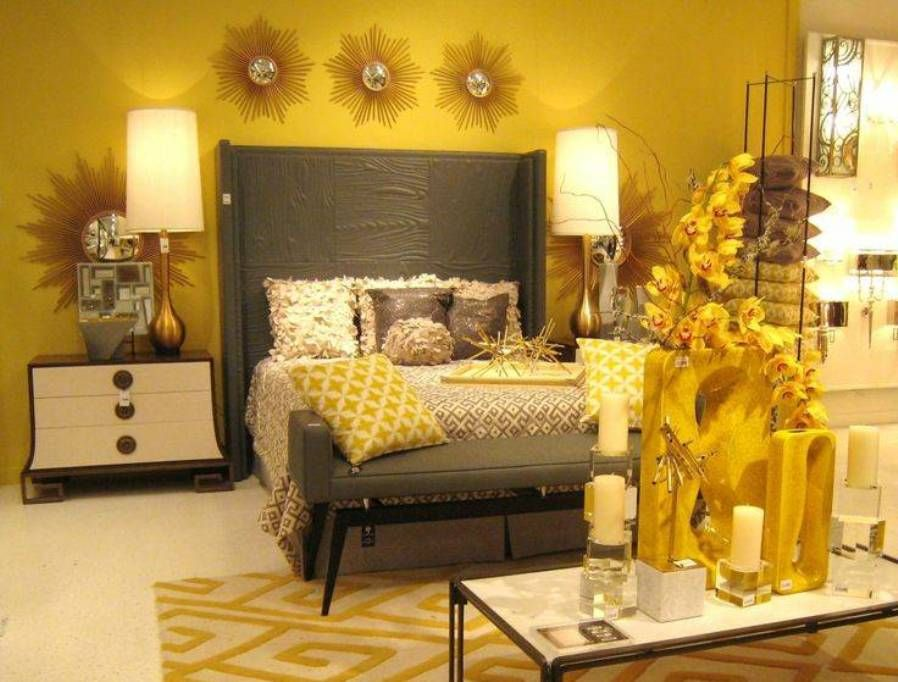 Bright Yellow Paint Colors For Interior Walls | Interior walls ...