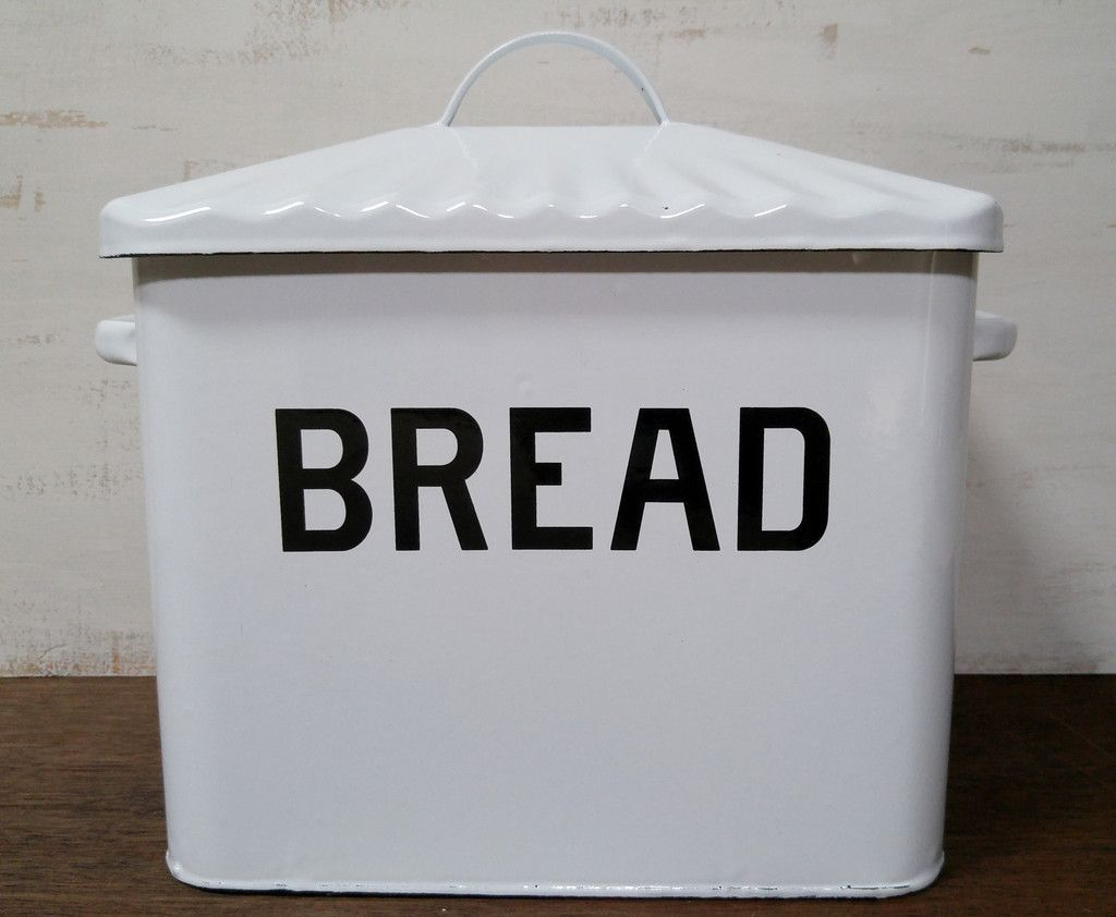Large Farmhouse Wooden Bread Box Country Counter Top Bread Etsy