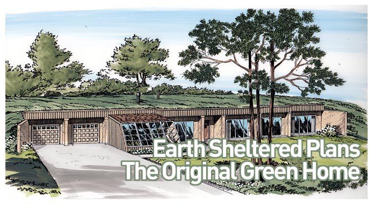 a huge, ultra-modern earth sheltered home by FormWorksBuilding.com ...