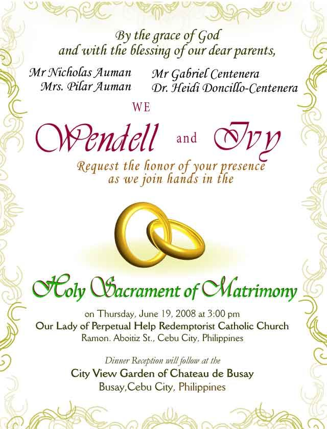wedding invitations for second marriages
