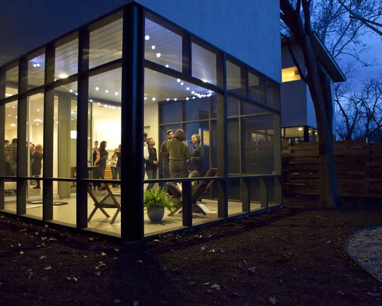 Do It Yourself Home Design: Screened Porch Modern Design, Pictures, Remodel, Decor And