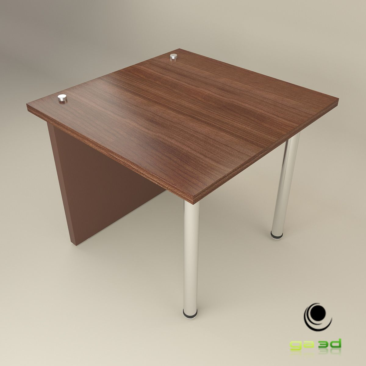 Office End Table By Ga3d You Can Buy This 3d Model For 9 On