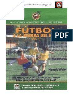 futbol a la medida del niño vol 2 pdf