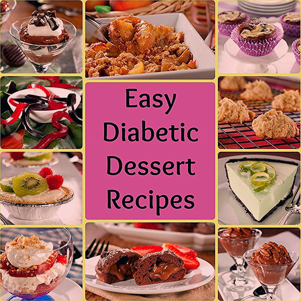 Photo of 32 Easy Diabetic Dessert Recipes