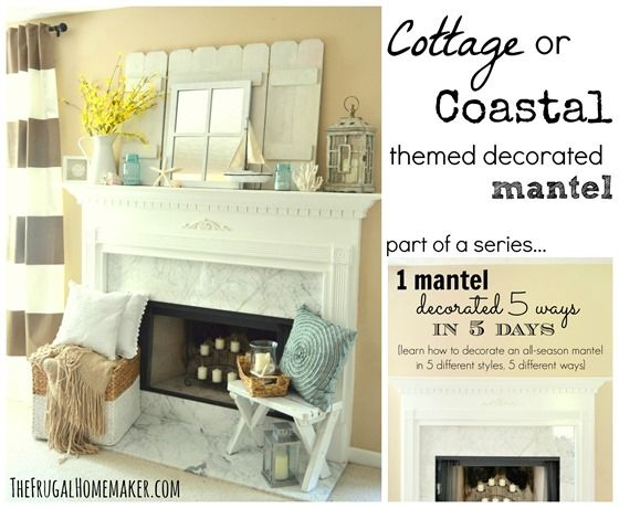 Coastal and DIY ideas