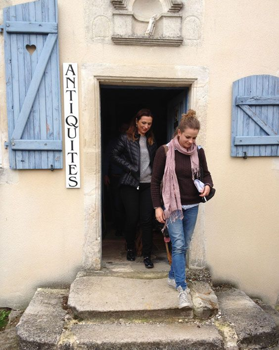 Een geslaagde inkoopronde in Frankrijk /  A succesfull buying trip in  France