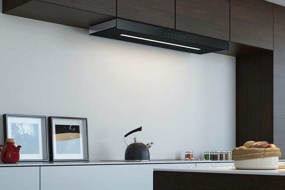 die besten wohntipps f r die k che investieren sie in eine der neuen dunstabzugshauben k che. Black Bedroom Furniture Sets. Home Design Ideas