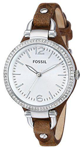 Fossil Women's ES3619 Georgia Three-Hand Leather Watch - Tan Fossil http://www.amazon.com/dp/B00KGTVZMM/ref=cm_sw_r_pi_dp_Yc7Cub15FEVZX