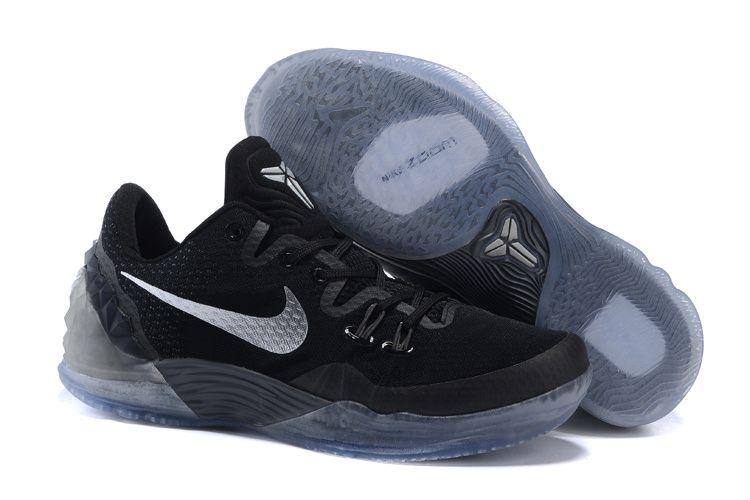 Nike Kobe Venomenon 5 Black Metallic Silver