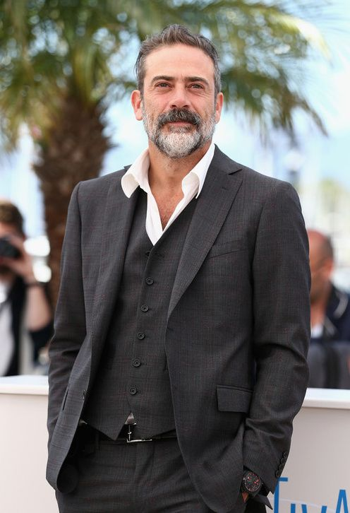 Jeffrey Dean Morgan attends the 'Run' photocall at the 67th Annual Cannes Film Festival on May 17, 2014