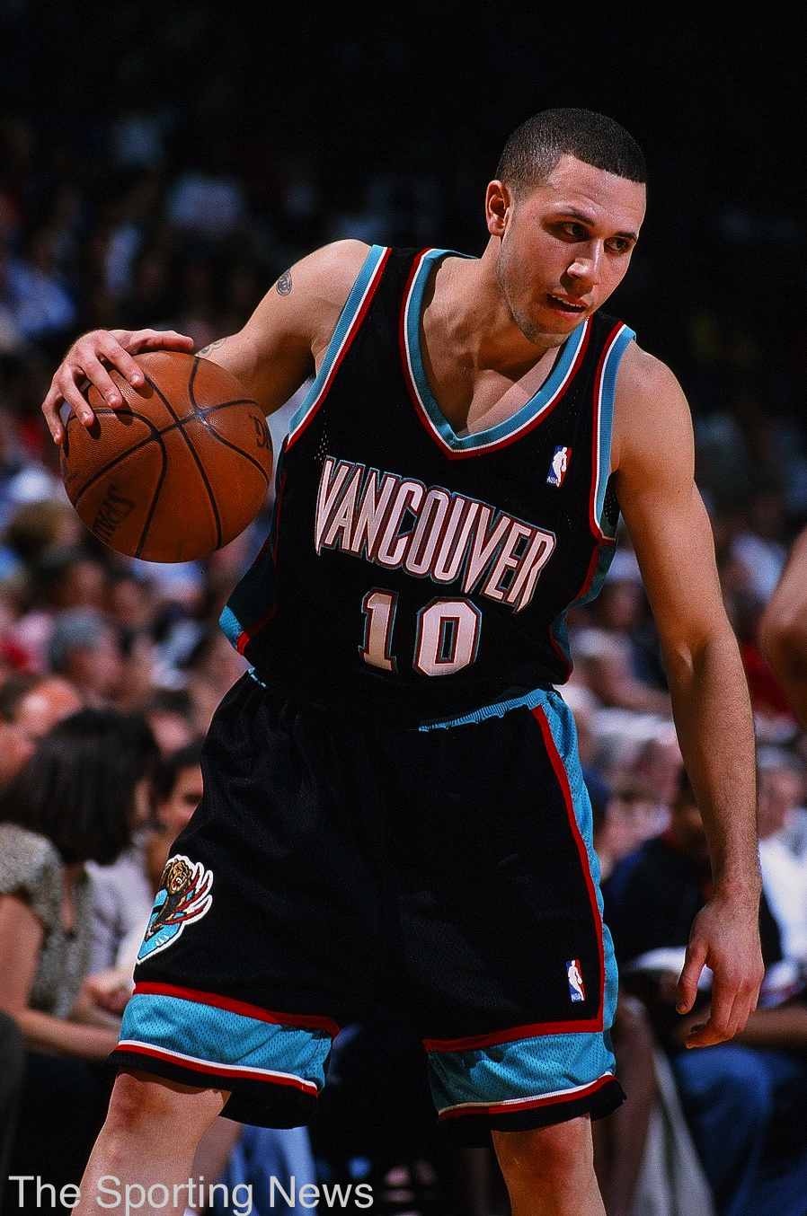 vancouver grizzlies black jersey Google Search