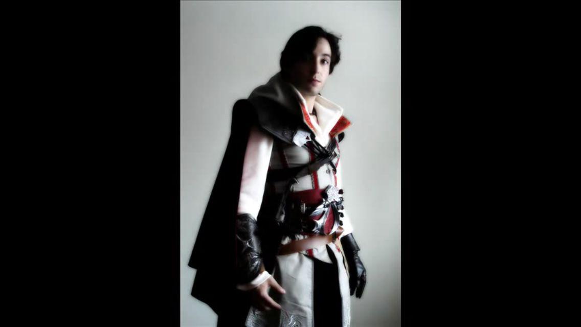 Ezio Auditore in real life