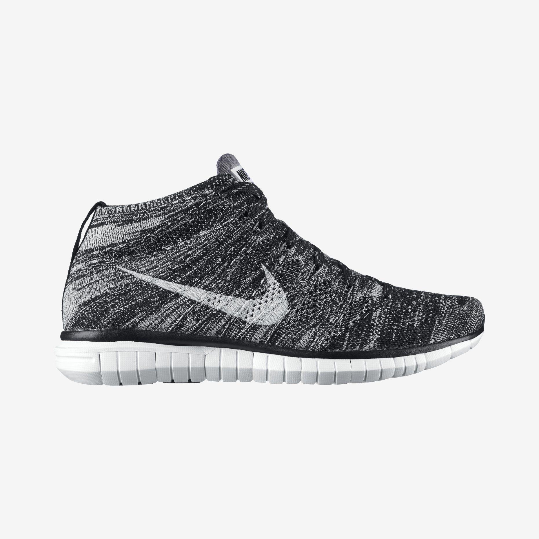 Nike Free Flyknit Chukka Men's Shoe. Nike Store   Nike free