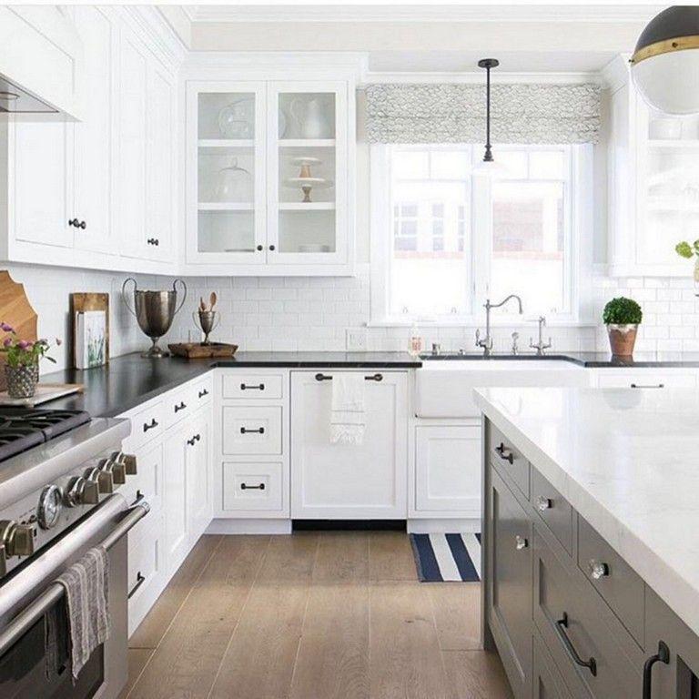 43 Wonderful Gold Kitchen Hardware Ideas To Make Your Kitchen
