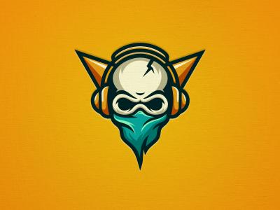 Skull Gaming in 2020 Skull game, Game logo design, Art logo