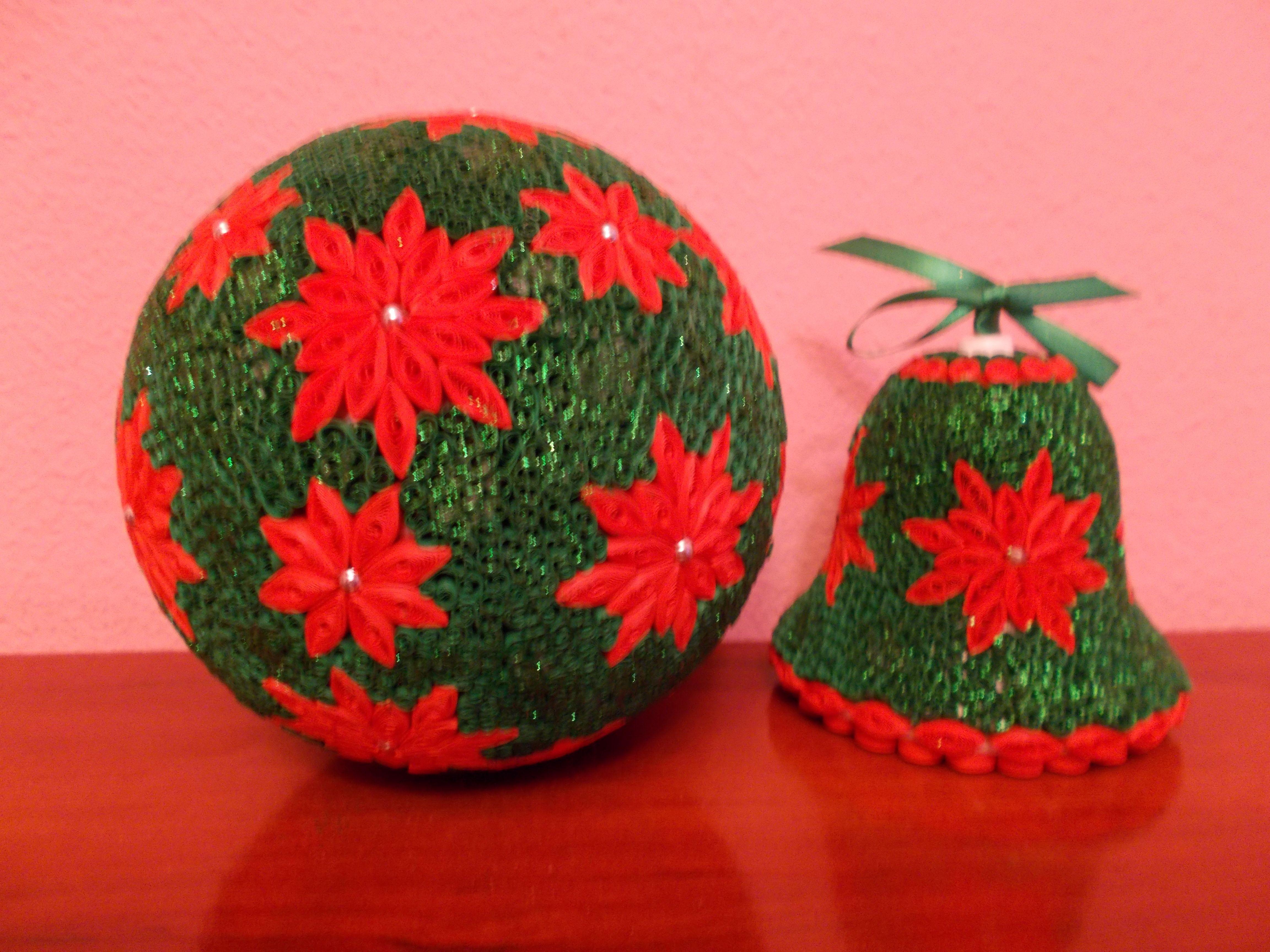 Strawberry christmas ornaments - Christmas Ornament
