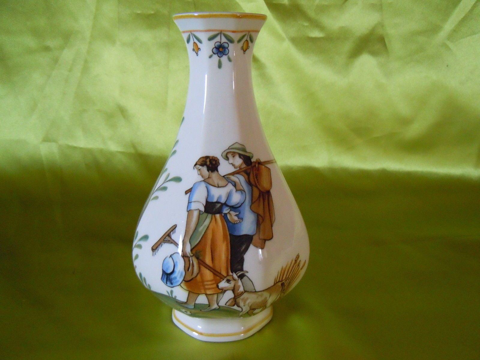 Rare vase villeroy et boch country villeroy boch pinterest rare vase villeroy et boch country reviewsmspy