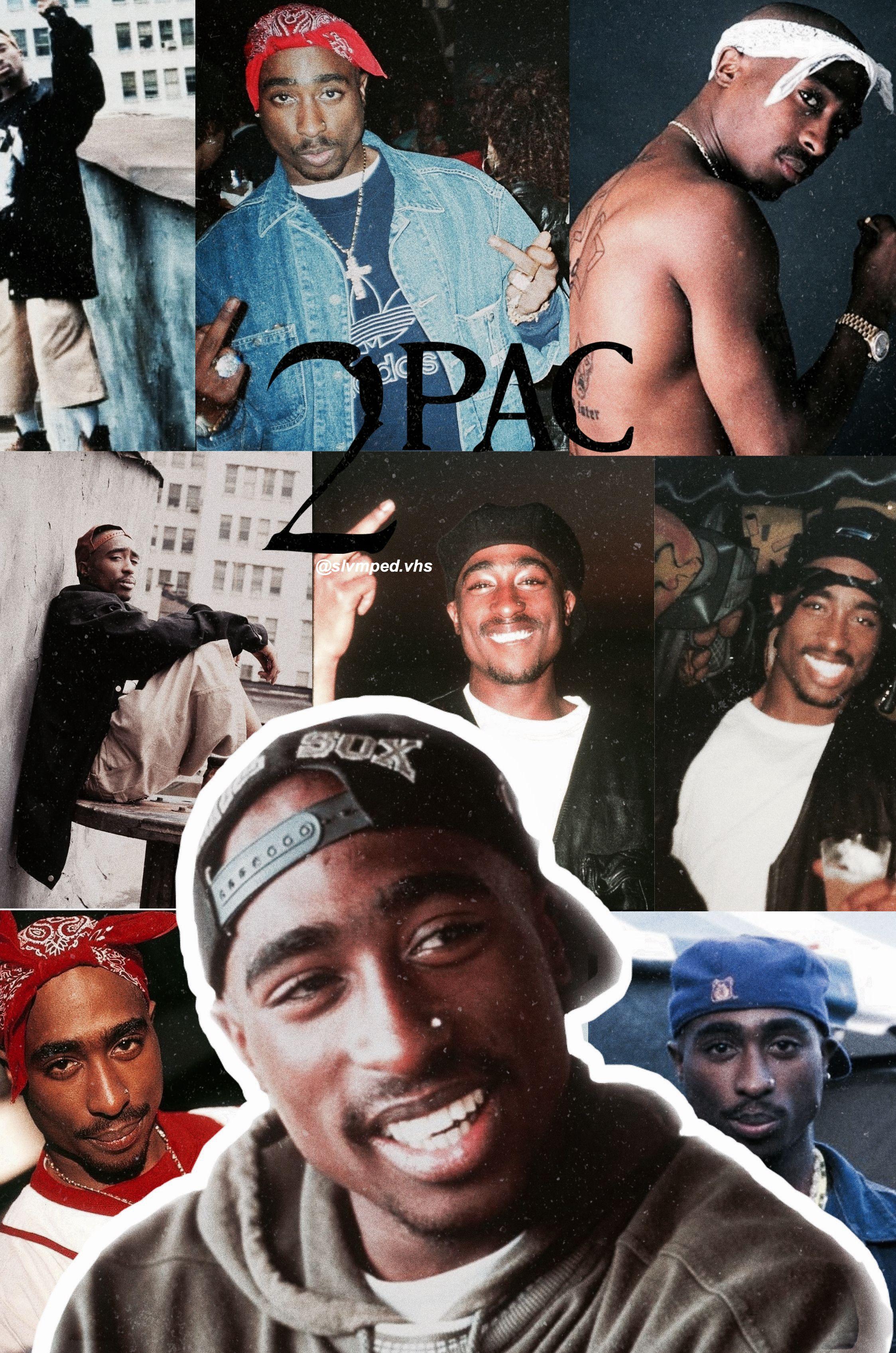 instagram vhslump tiktok slvmped vhs tupac wallpaper