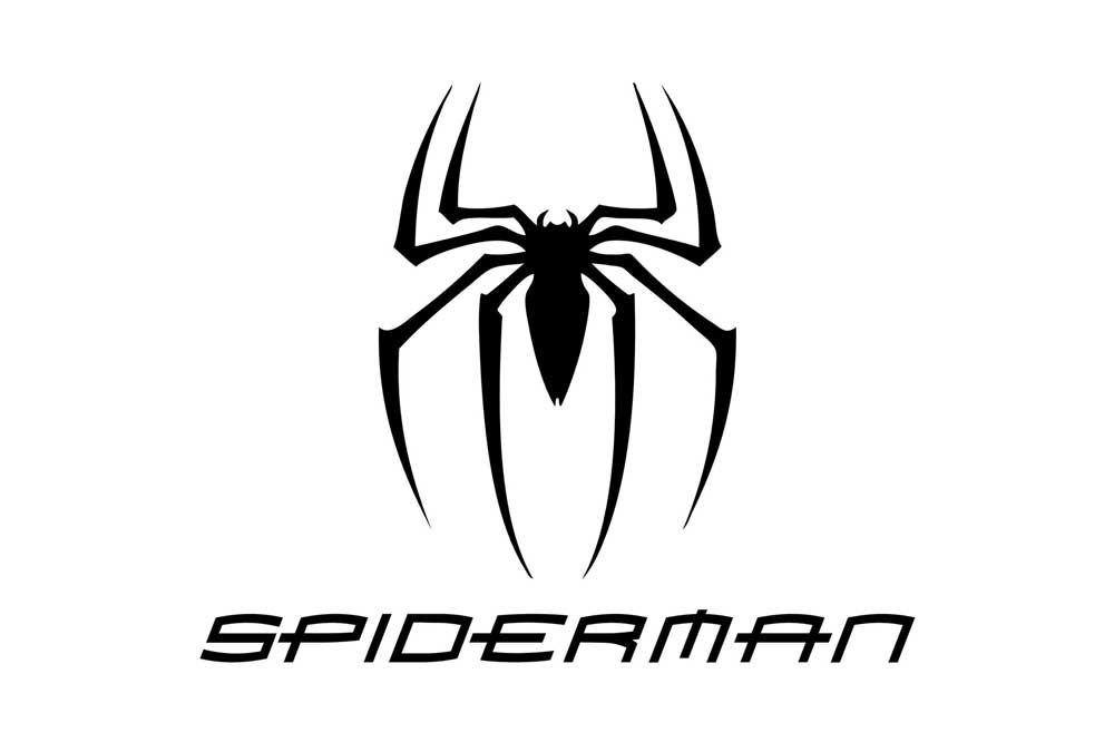 Top 10 Superhero Logos Symbols Logo Design Inspiration Superhero Logo Templates Spiderman Tattoo Spiderman