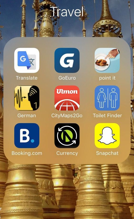 Top Travelling Apps From My IPhone Find the cheapest flight