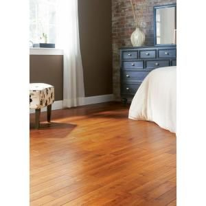 Home Legend Hand Scraped Maple Sedona 3 8 In Thick X 4 3 4 In Wide X 47 1 4 In Length Hardwood Floori Solid Hardwood Floors Home Engineered Hardwood Flooring