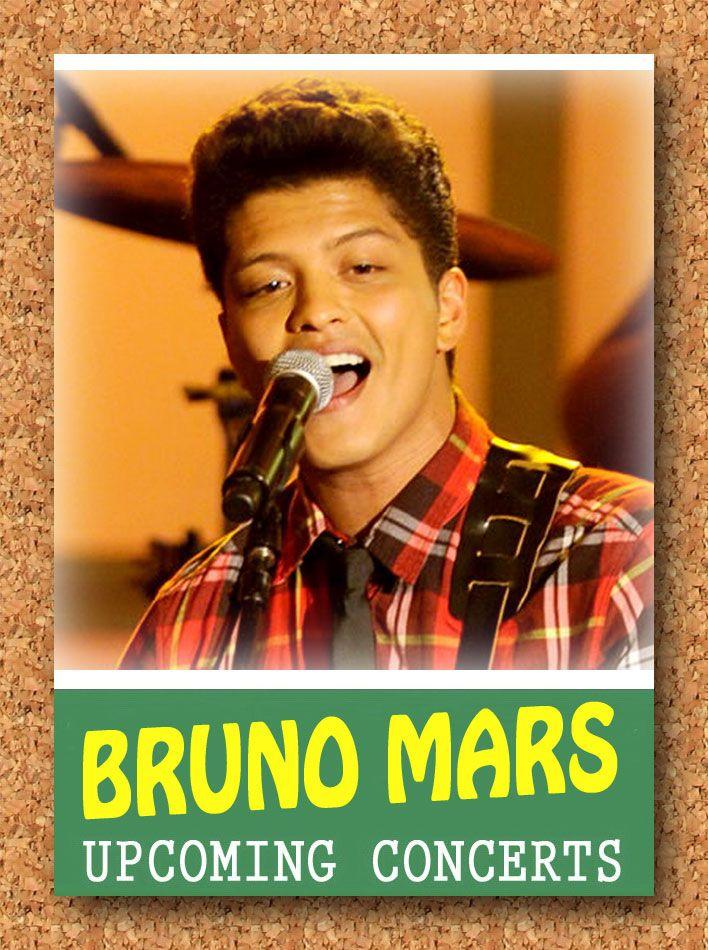 Bruno Mars Tour 2020.Pin On Bruno Mars Tour 2019 2020 Tickets Tour Dates