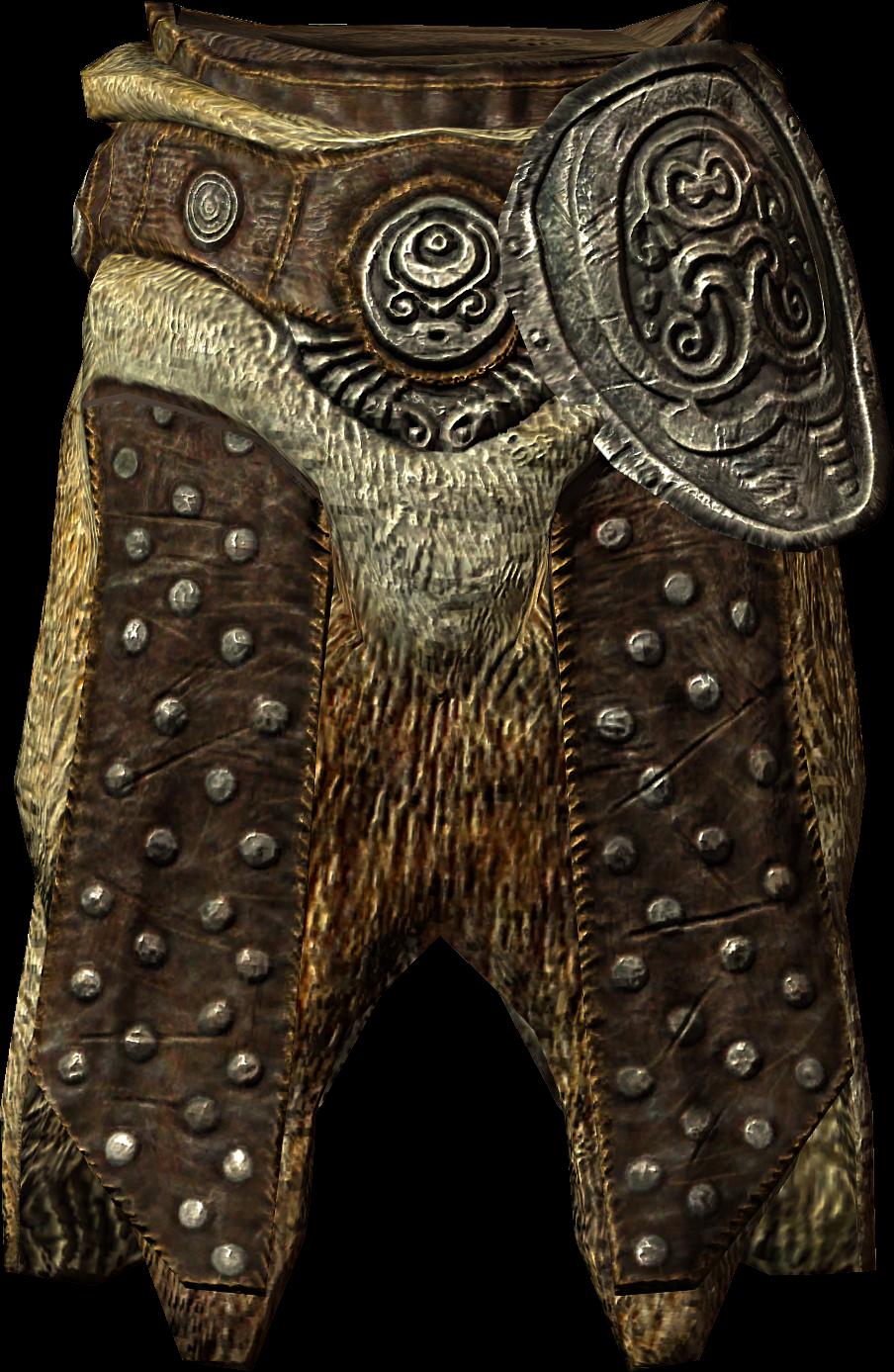 Studded Leather Armor ...