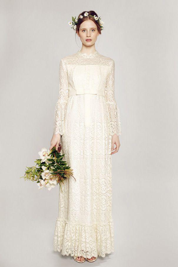 RUE DE SEINE ORIGINAL VINTAGE Vintage Wedding GownsGown