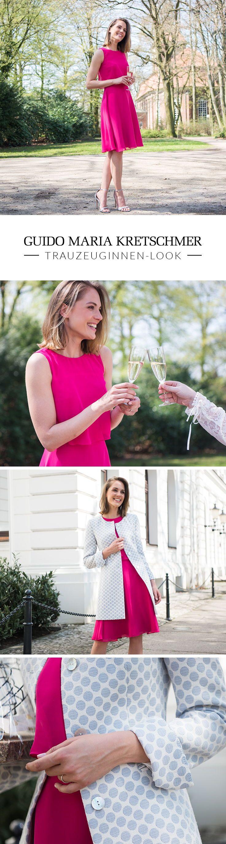 Hochzeit Outfits Für Gäste Und Trauzeugen Kleid