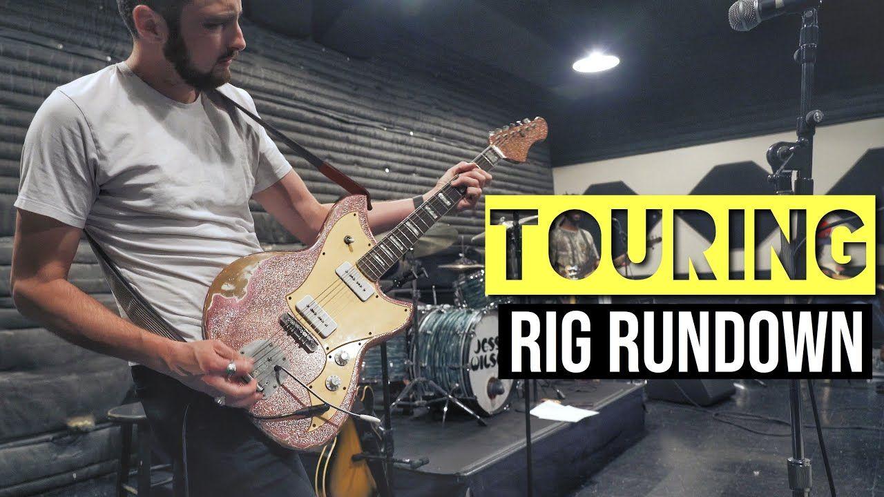 My Arena Tour Rig Tours, The black keys, Arena
