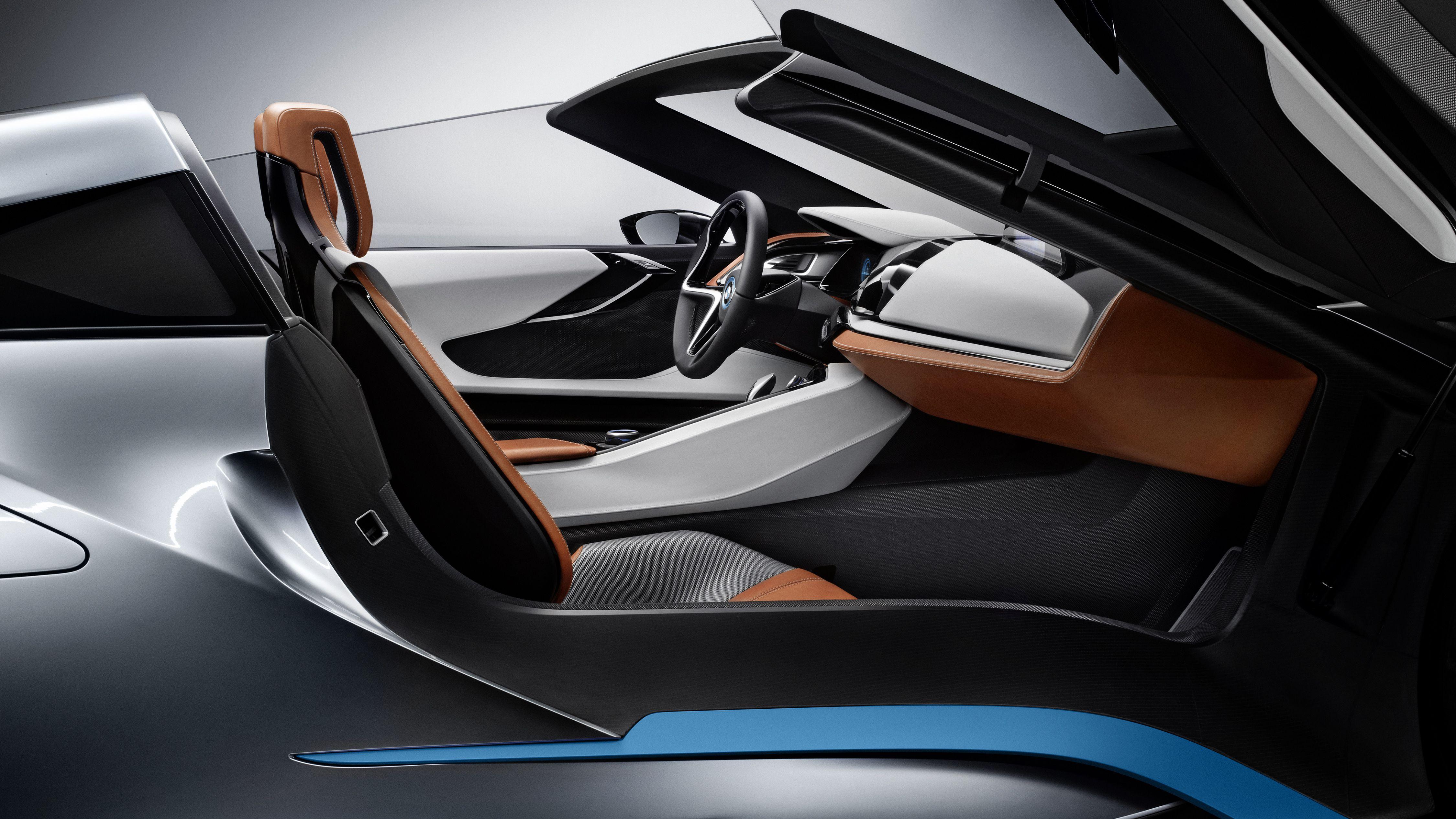 BMW i8 Concept Spyder 2012 BMW Pinterest