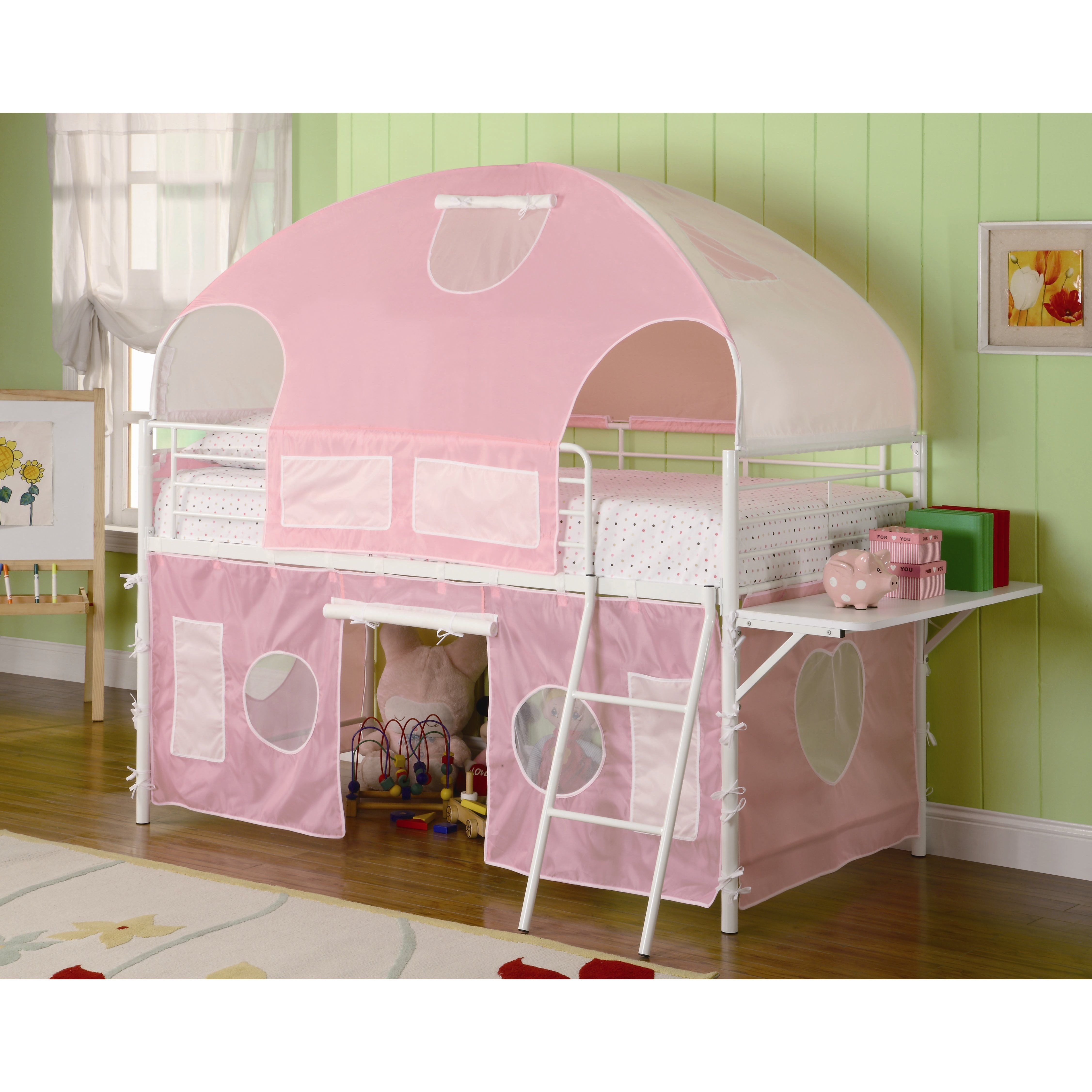 victoria twin low loft bed low loft beds lofts and twins