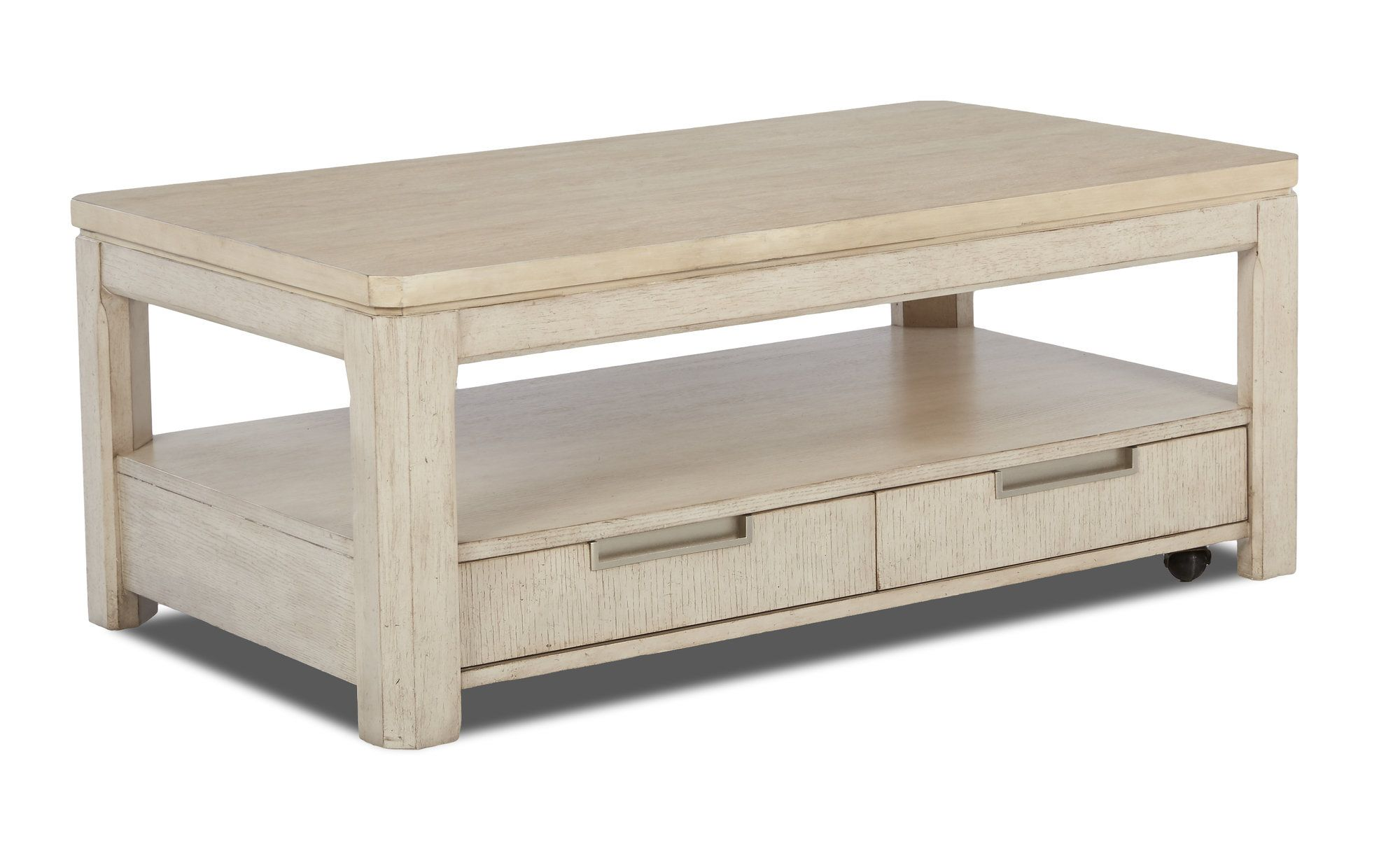 Smithson Coffee Table with Magazine Rack Products