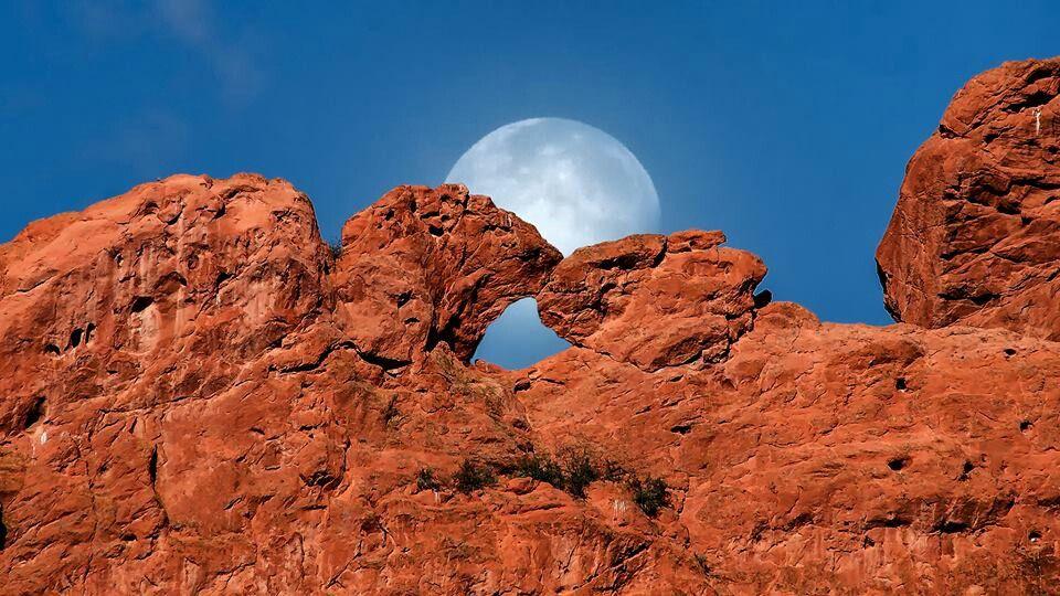 Kissing Camels Garden of the Gods Colorado Colorado