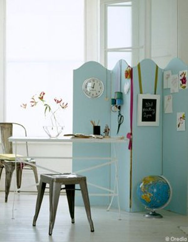 4 Creative And Modern Ideas: Room Divider Metal Offices