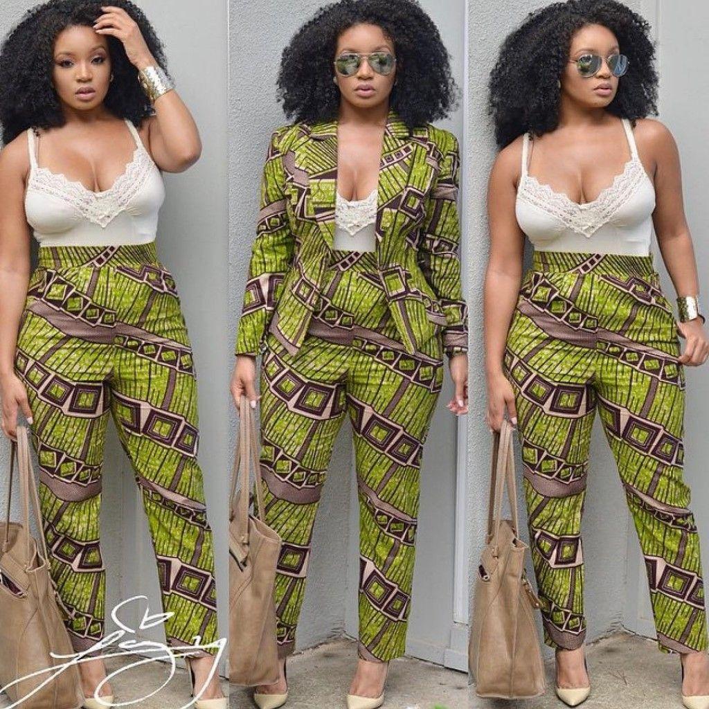 Deptofstyleafrican fashion ankara kitenge african women dresses