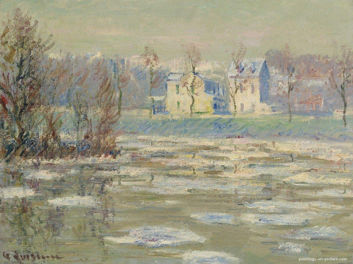 Картинки по запросу Gustave Loiseau