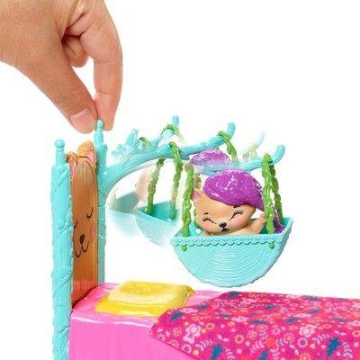 Enchantimals Dreamy Bedroom Playset + Bren Bear Doll & Snore Figure #bearbedpillowdolls Enchantimals Dreamy Bedroom Playset + Bren Bear Doll & Snore Figure #bearbedpillowdolls
