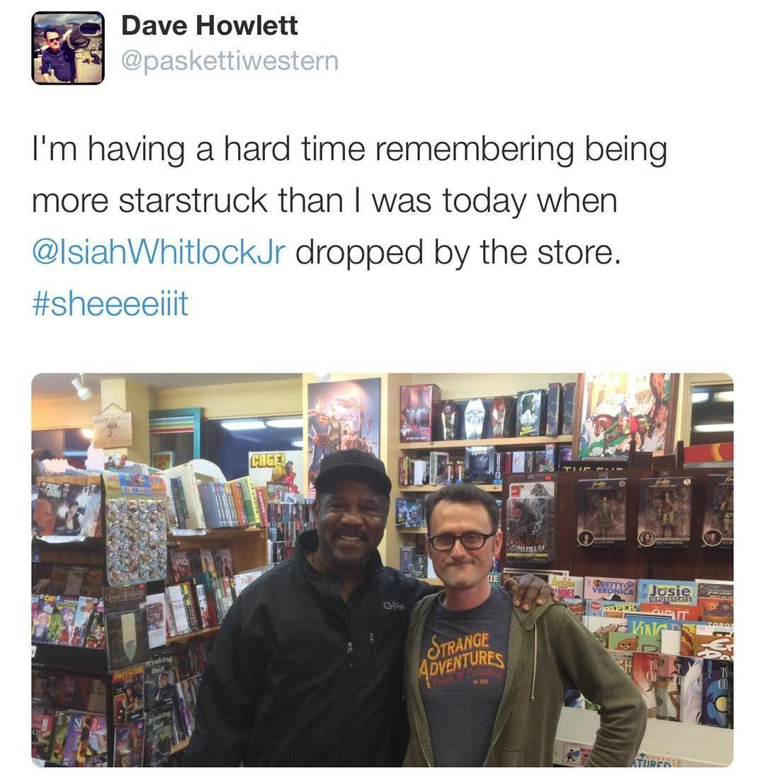 Sheeeeeeit: Isiah Whitlock Jr. who played Clay Davis on ...