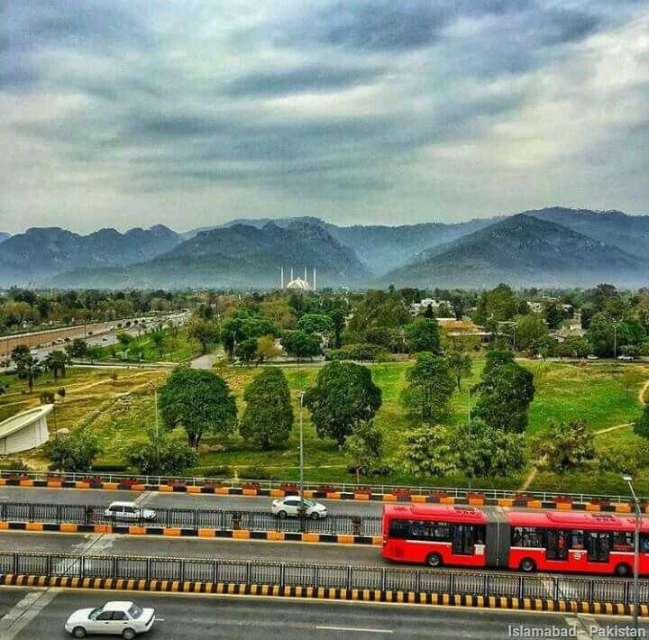 New City Islamabad: Islamabad Green Capital City