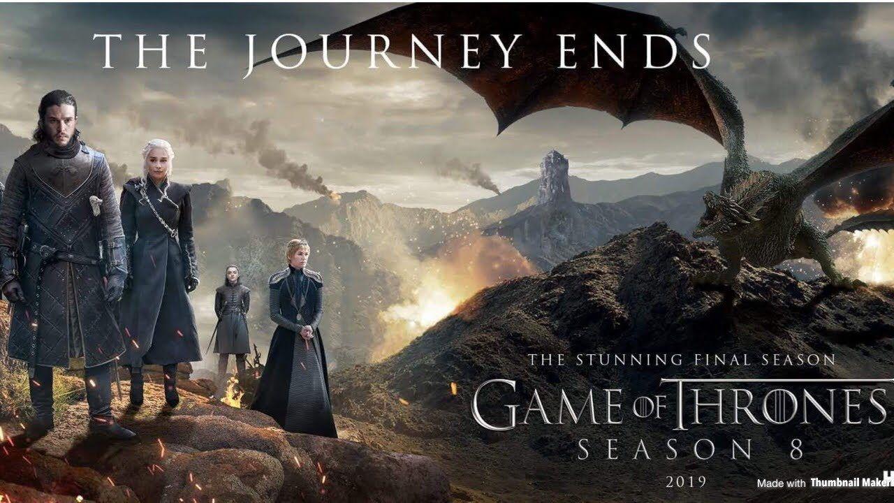Spoilers Game Of Thrones Season 8 Official Trailer Promo