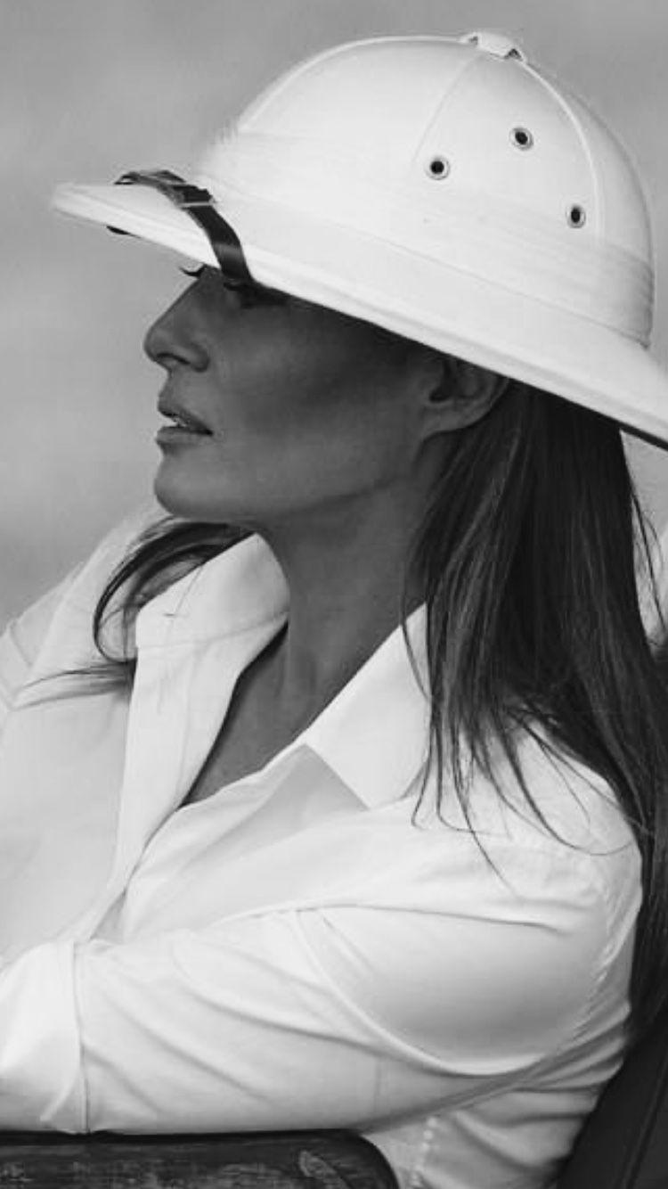 First Lady Melania Trump, Kenya, 10/5/18