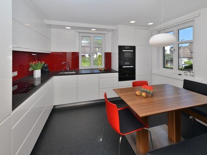 Ungewöhnlich Wohnküche Layoutbilder Bilder - Küchenschrank Ideen ...