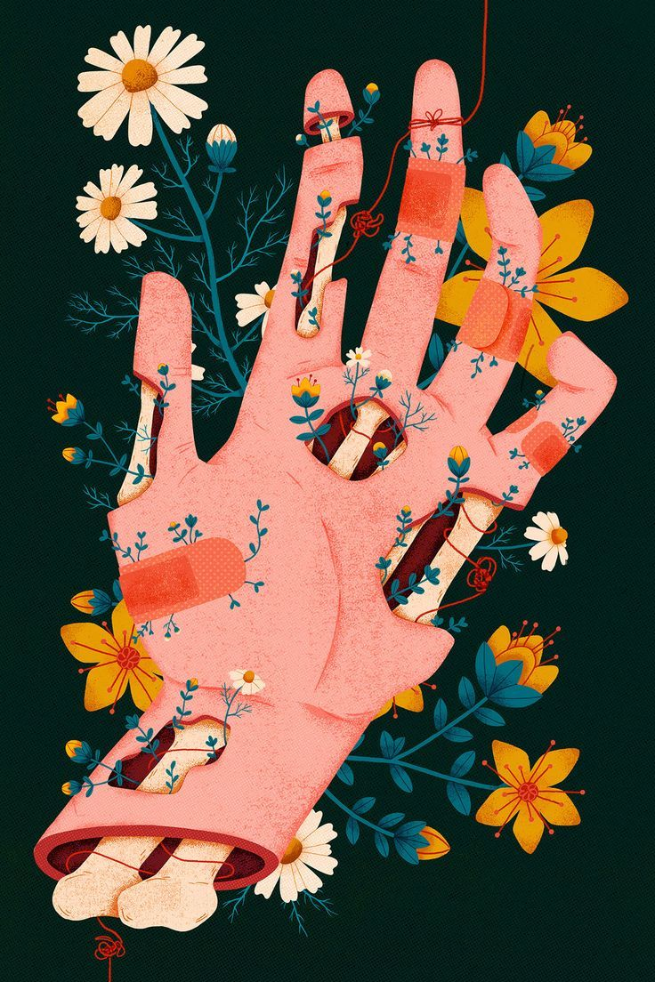 illustration - Megan Sebesta - CoDesign Magazine | Daily-updated Magazine celebrating creative talent from around the world #illustrationart