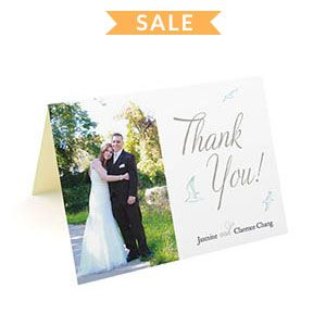 Cheap Wedding Thank You Cards